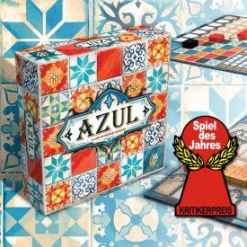 Azul wins the Spiel des Jahres