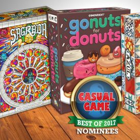 Best Casual Game of 2017 Nominees