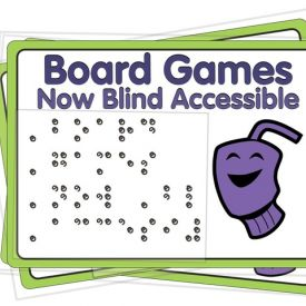 Blind Accessible Board Games