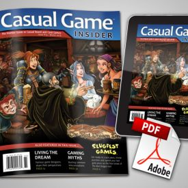 Casual Game Insider - Winter 2016