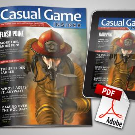 Casual Game Insider - Fall 2013 issue