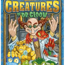 Crazy Creatures cover