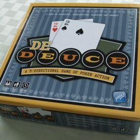 DeDeuce board game