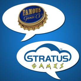 Famous Game Co. and Stratus Games