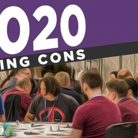 2020 Tabletop Gaming Conventions