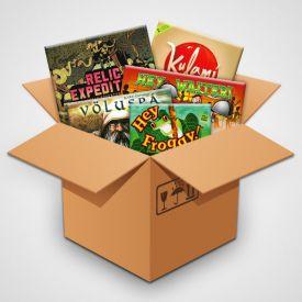 Big Box O' Games Giveaway #5