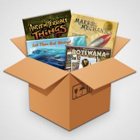 Big Box O' Games Giveaway #6