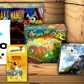Big Box O' Games Giveaway