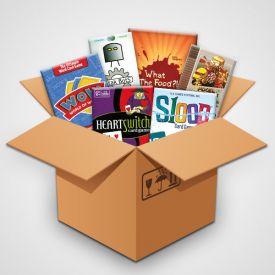 Big Box O' Card Games Giveaway