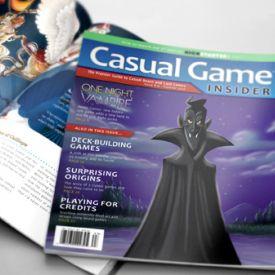 Casual Game Insider on Kickstarter