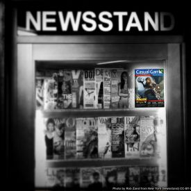 CGI on Newsstands