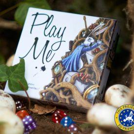 PlayMe: Alice in Wonderdice