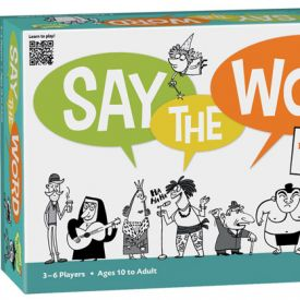 Say the Word