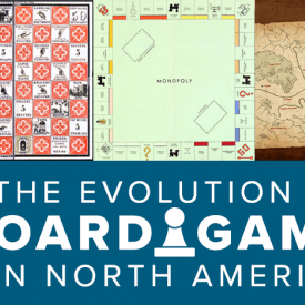 Evolution of Board Games