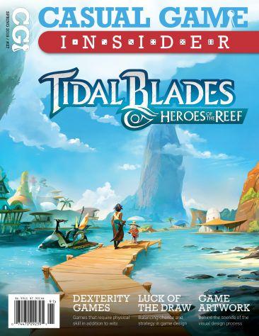 CGI#27: Tidal Blades, Dexterity Games, Game Artwork, and Indie Game